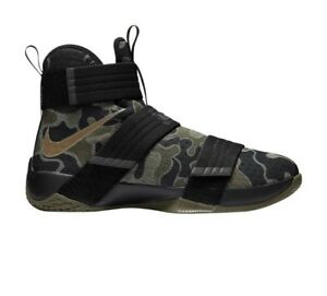 Lebrons Soldiers Sz 9