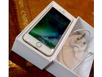 iPhone 6 64GB Gold unlocked to all networks