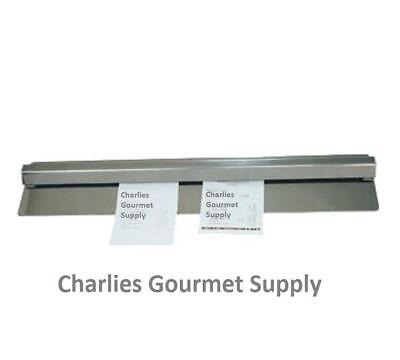 2 Update Chs-24 - Check Holder Wall-mount 24 Inch L Stainless Steel 2 Pieces