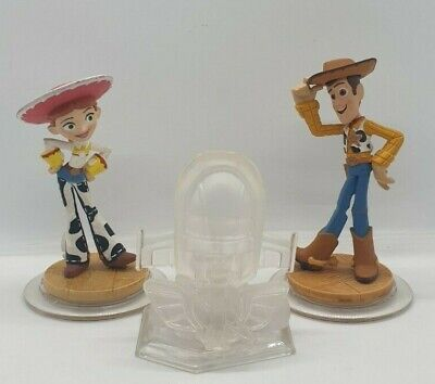 Disney Infinity 1.0 2.0 3.0   Woody Jessie Toy Story Playset Figures   FAST Post