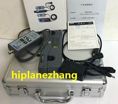 High Frequency Dcac Oscilloscope Current Probe 12mhz 150arms Peak 300a 10x 100x