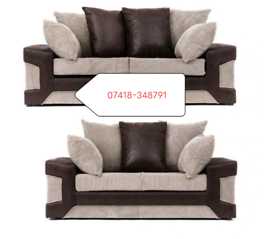 Dino Left Or Right Handed Corner Or 3+2 Seater Sofa Differnt Colors