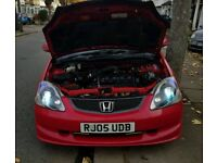 Honda civic ep2 rebuilt engine 30k civic d16