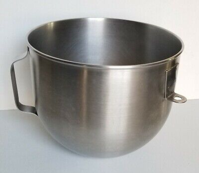 Kitchenaid 4.5 Quart Stainless Steel Bowl For Bowl Lift Stand Mixer