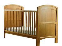COT. Cosatto Hogarth 3 in 1 Cot Bed