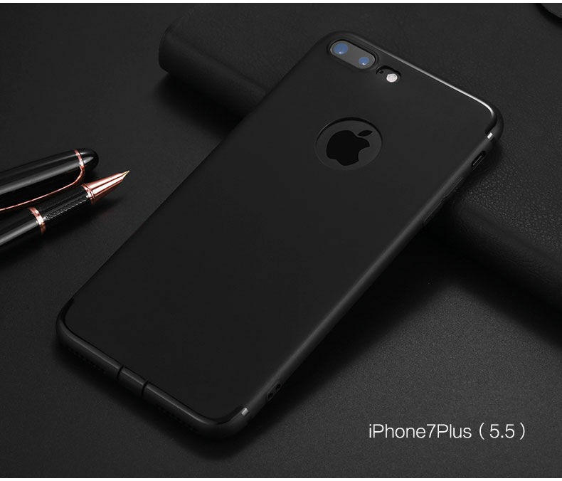 For iPhone 7/7plus Ultra-thin Slim Shockproof Silicone Soft TPU Case Cover Skin Cases, Covers & Skins
