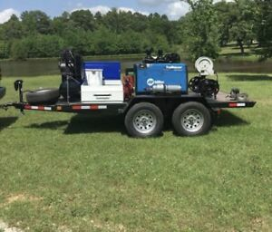 WTB welding truck or trailer