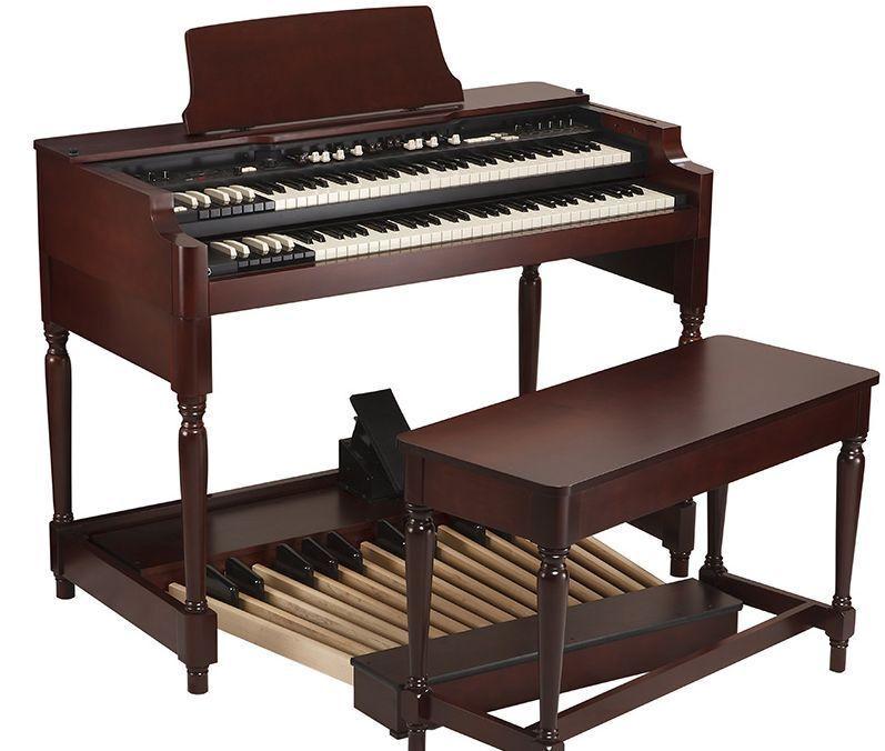 of a Hammond Organ