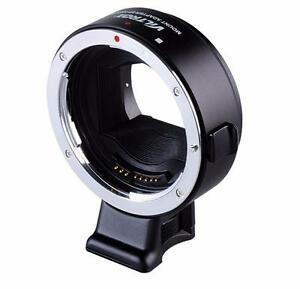 Viltrox Canon EF to Sony NEX E mount adapter ring
