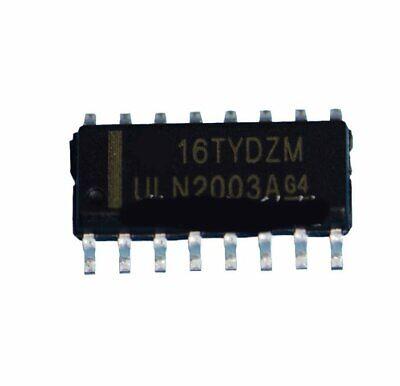 10pcs Uln2003adr Driver Darlington Transistor-array Mos Uln2003