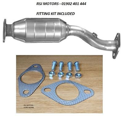 BM90879H FORD MONDEO Mk.3 1.8i 10/00-2/07 EXHAUST CATALYTIC CONVERTER + FITTINGS