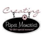 Creating Paper Memories
