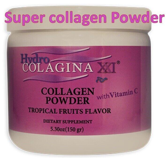 Colágeno Hidrolizado En Polvo para cabello pelo piel unas coyunturas y huesos
