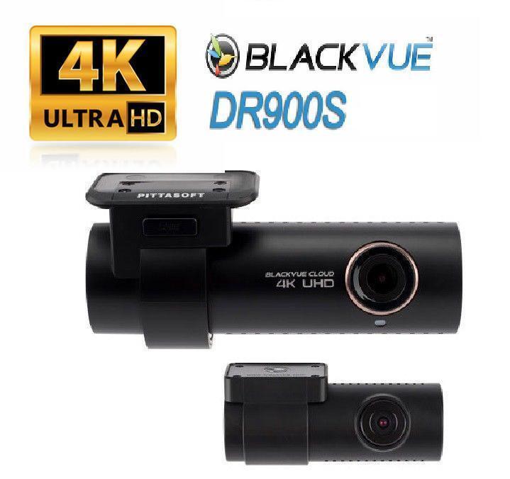 BlackVue DR900S-2CH 4K (128GB) UHD Cloud Wi-Fi GPS DASH-CAM 1