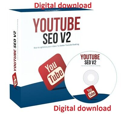 Youtube Channel Seo V2 Course Increase Youtube Seo Traffic Internet Marketing