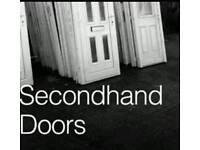 Second hand upvc doors