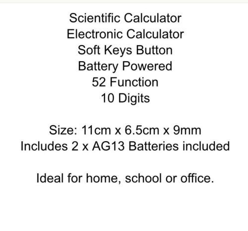 scientific calculator 10 digit... Image 4