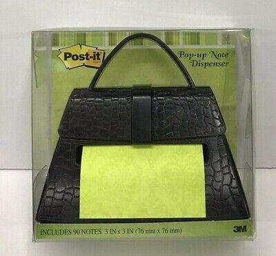 Post-it Pop-up Notes Dispenser Handbag Design