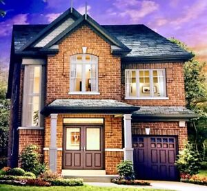Furnished B.new home in upper Mt Pleasant Brampton