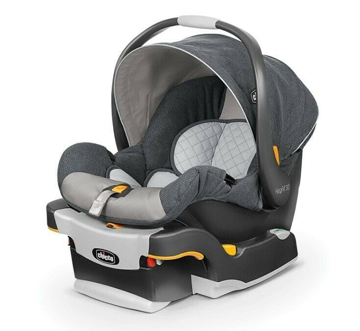 Chicco KeyFit 30 Infant Car Seat, Nottingham NEW