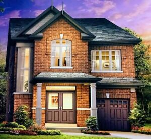 For Rent: Brand new 4 bed home Mt Pleasant Brampton