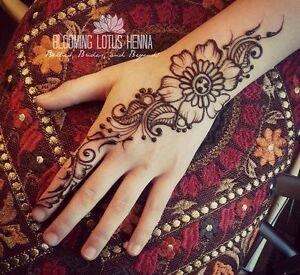 Henna Artist -Morgan's Grant Kanata