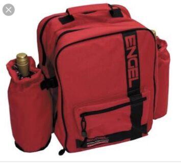 Engel picnic backpack and cooler