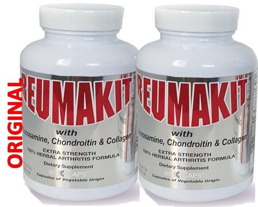 2 Reumakit artritis pain relief DOLOR REUMATOL alivio del dolor flex artritis