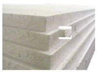 Polystyrene for insulation- pack of 12 sheets