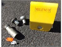 Milenco Caravan Or Trailer Heavy Duty Hitch Lock security.