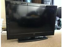 """alba hd 32"""" tv with freeview"""