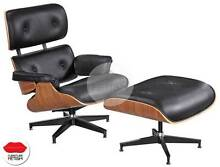 Replica Eames Lounge Chair & Ottoman Premium Full Italian Leather Nerang Gold Coast West Preview