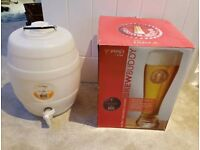 Young's brew buddy homebrew beer/cider