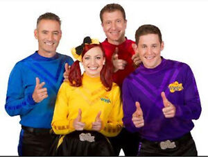 WIGGLES TICKETS WANTED! Godwin Beach Caboolture Area Preview