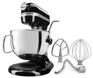 KitchenAid Professional 6QT Stand Mixer - Onyx Black