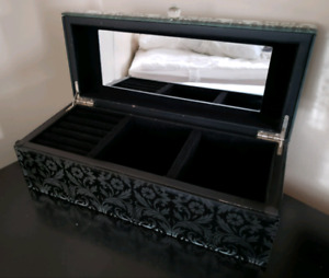Mirror Jewellery Box Brand New Condition