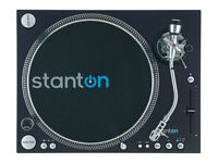 Stanton ST-150 mk1 Professional DJ Turntable - Includes Records