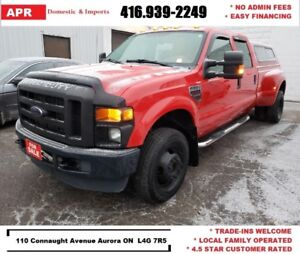 Local! One owner! Service History!  Ford F-350 4Dr. 4X4