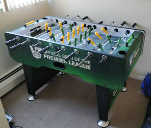 Premier League Foosball Table - Carlsberg Branded