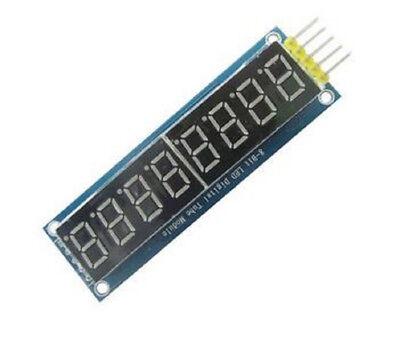 8-bit 0.36 Common Anode Led Display Board Serial Digital Tube Module