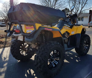 2010 Can-Am Outlander MAX 650 XT (NO TRADES)