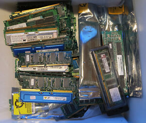 Miscellaneous (DDR SDRAM) memory For Sale