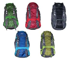 New  70L School Cycling Backpack Camping Travel Hiking Pack