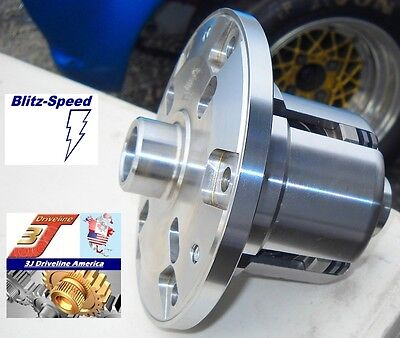 Ford Limited Slip Axle (Ford English Axle Limited Slip Differential Original Style LSD 3J Driveline)