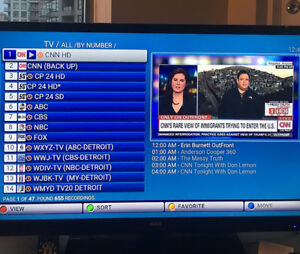 LIVE TV 3000 CHANNELS  CUT CABLE ANDROID TV BOX OR MAG 254