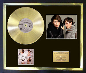 TEGAN-SARA-HEARTHROB-PHOTO-CD-GOLD-DISC-FREE-POSTAGE