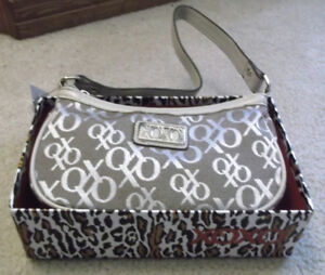 XOXO Boxed Mini Purse in Coco Pearl - NEW with Tags