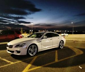 BMW 650 GRAN COUPE M-PACK 20 RIMS EASY FINANCING $375 BIWEEKLY