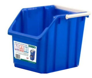 Blue-Stack  Carry-Bin for Recycle, 3-PIECE SET: $25