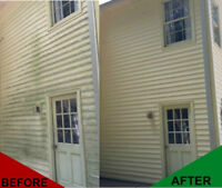Professional House Washing & Window Cleaning Service